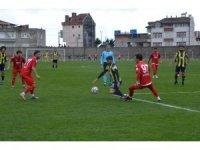 3. Lig: Fatsa Belediyespor: 0 - Nevşehir Belediyespor: 0