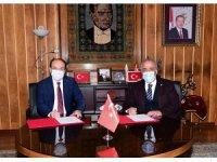 ETÜ ile Atatürk Üniversitesi arasında iş birliği protokolü imzalandı