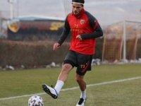 Kayserispor'da Karlo Muhar'ın lisansı çıktı