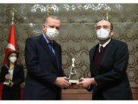 ERÜ Öğretim Üyeleri TÜBİTAK ve TÜBA bilim ödüllerini aldı