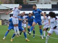 TFF 3. Lig: Nazilli Belediyespor: 1 - Fethiyespor: 1