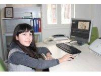 5. sınıf öğrencisi İpek, video ve zihin haritası tasarlamada dünya birincisi oldu