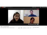 Türk Hekim Amerika deneyimlerini öğrencilerle paylaştı