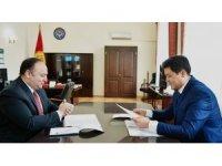 Kırgızistan'dan Türkiye'ye Covid-19 ile mücadelede yardım için teşekkür
