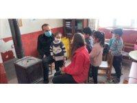 Ağrı Milli Eğitim Müdürü Tekin, köy okullarını ziyaret etti