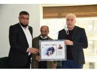 Judo Federasyonu Heyeti Manisa BBSK'ya teşekkür