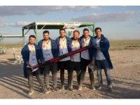 'Gelişim Roket Takımı' bu yıl da TEKNOFEST'te