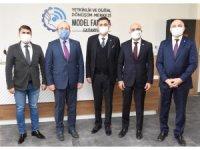 """UNDP Türkiye Ofisi Temsilci Yardımcısı Suhrop Hocimatov: """"Gaziantep model fabrikanın dünyaya açılımı daha kolay olacak"""""""