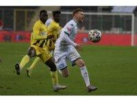 TFF 1. Lig: Bursaspor: 0 - Menemenspor: 0 (İlk yarı sonucu)