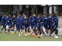 Fenerbahçe, Trabzonspor maçı hazırlıklarını devam ettirdi