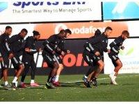 Beşiktaş, Denizlispor maçı hazırlıklarını tamamladı