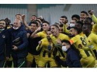 TFF 1. Lig: Bursaspor: 0 - Menemenspor: 1
