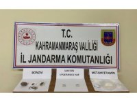 Kahramanmaraş'ta uyuşturucuya 7 gözaltı