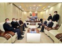 """Bakan Kasapoğlu: """"Fitne ve fesada aldırış etmeden safımızı sıklaştıracağız"""""""
