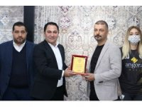 Angora Halı, ALG Spor'un forma sponsoru oldu