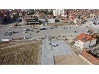 Isparta'da 3 bin metrekarelik pazaryerinin üzeri kapatılıyor