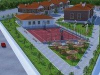 Aksaray'da Sevgi Evleri Projesinde inşaat çalışmaları hızla devam ediyor
