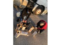 Adana'da 2 bin 950 litre kaçak akaryakıt ele geçirildi
