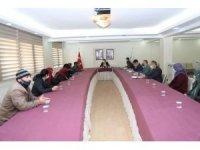 Vali Sarıibrahim, vatandaşların talep ve şikayetlerini dinledi