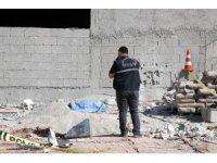 İnşaatın 9'uncu katından düşen işçi hayatını kaybetti