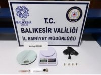 Balıkesir'de 17 şahsa uyuşturucu operasyonu