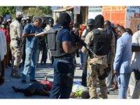 Haiti'de hapishaneden firar sırasında çıkan olayların bilançosu arttı