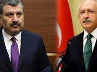 Kılıçdaroğlu'ndan Sağlık Bakanı'na videolu cevap…