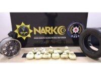Şanlıurfa'da uyuşturucu operasyonunda 23 tutuklama