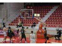 Basketbol Süper Ligi: Aliağa Petkim Spor:83 - OGM Ormanspor: 76