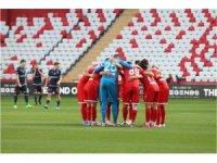 Antalyaspor ligde 13. beraberliğini aldı