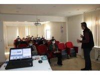 """Tunceli'de  'Afet Eğitim Yılı Etkinlikleri"""""""
