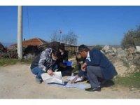 Karacasu'da imar planı düzenlemesi başladı