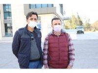Antalya'da darp edilen engelli adamdan acı haber