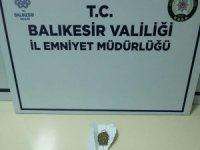Balıkesir'de uyuşturucu operasyonlarında 17 kişi yakalandı