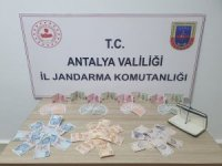 Barakaya kumar operasyonunda 6 kişiye 34 bin 230 TL ceza