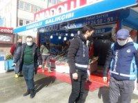 Başakşehir'de restorasyonlar denetlendi