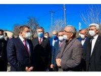 Gürkan'dan Bereketli Mahallesine ziyaret