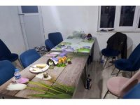 Kısıtlama gününde alkollü eğlence yapan şahıslara 20 bin lira ceza