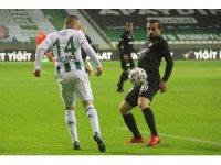 TFF 1. Lig: Giresunspor: 0 - Altay: 0 (İlk yarı)