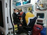 Aksaray'da tır şoförlerinin yol kavgasında baba ve oğlu darp edilerek yaralandı