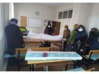 Çavdarhisar'da bayanlara yönelik ''Cenaze yıkama'' kursu