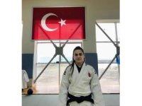 Yunusemreli Sümeyye'nin hedefi dünya şampiyonluğu