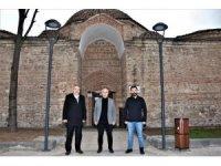 Tarihî park yeniden açılıyor