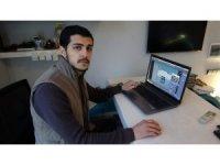Trabzon'dan 23 ülkeye iç mimarlık çizimleri gönderiyor