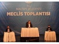 Başkan Kılıç'tan Maltepe halkına teşekkür mesajı