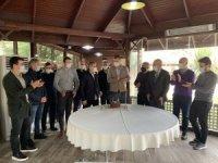 Emrah Karakovan'ın doğum günü kutlandı