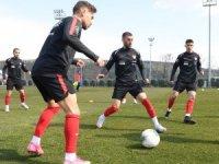 U19 Milli Takımı'nın hazırlık kampı başladı