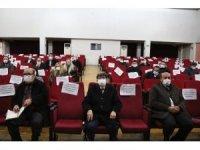 Afyonkarahisar'da 'AKİS' toplantısı