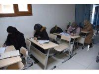Yunusemre ile Türkçe öğreniyorlar