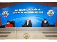 Kırıkkale Belediyesi Mart ayı Olağan Meclis Toplantısı gerçekleştirildi